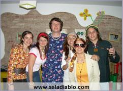 Fiesta tematica pirata despedida soltera malaga for Sala hollywood malaga
